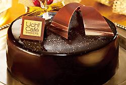 カカオ香るスペシャルデコレーションケーキ