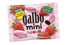 ガルボミニ・つぶ練り苺ポケットパック