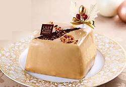 ローソン ブロンズチョコレートのスペシャルケーキ
