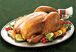 ローストチキン丸鶏