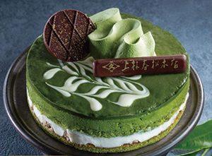 ファミリーマート 抹茶のクリスマスケーキ