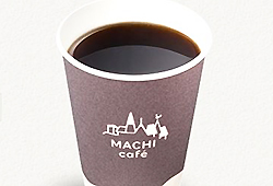 ローソンカフェ ブレンドコーヒー