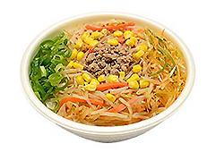 熟成ちぢれ麺のピリ辛野菜味噌ラーメン