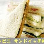ローソンのサンドイッチおすすめ5選!人気の種類はどれ?