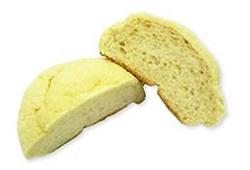 もち麦粉入りメロンパン