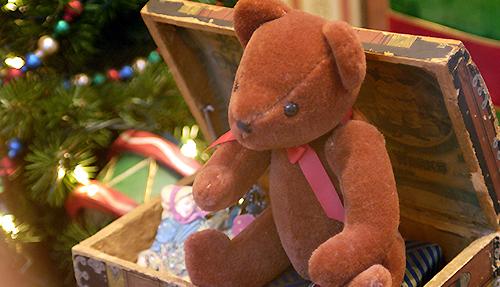 コストコ クリスマスプレゼント ぬいぐるみ